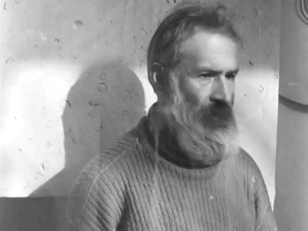 INEDIT: Autoportretele Filmate Ale Lui Brâncuşi. FOTO