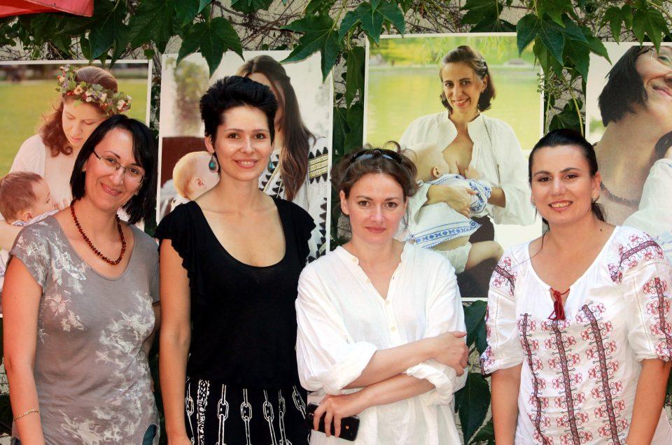 """Prefaţa Albumului """"Mami, îţi mulţumesc!"""" şi despre""""Alăptarea e iubire"""" la emisiunea """"Doctor H"""", cu Cristina Nichituş Roncea şi Roxana Hristianovici. VIDEO"""