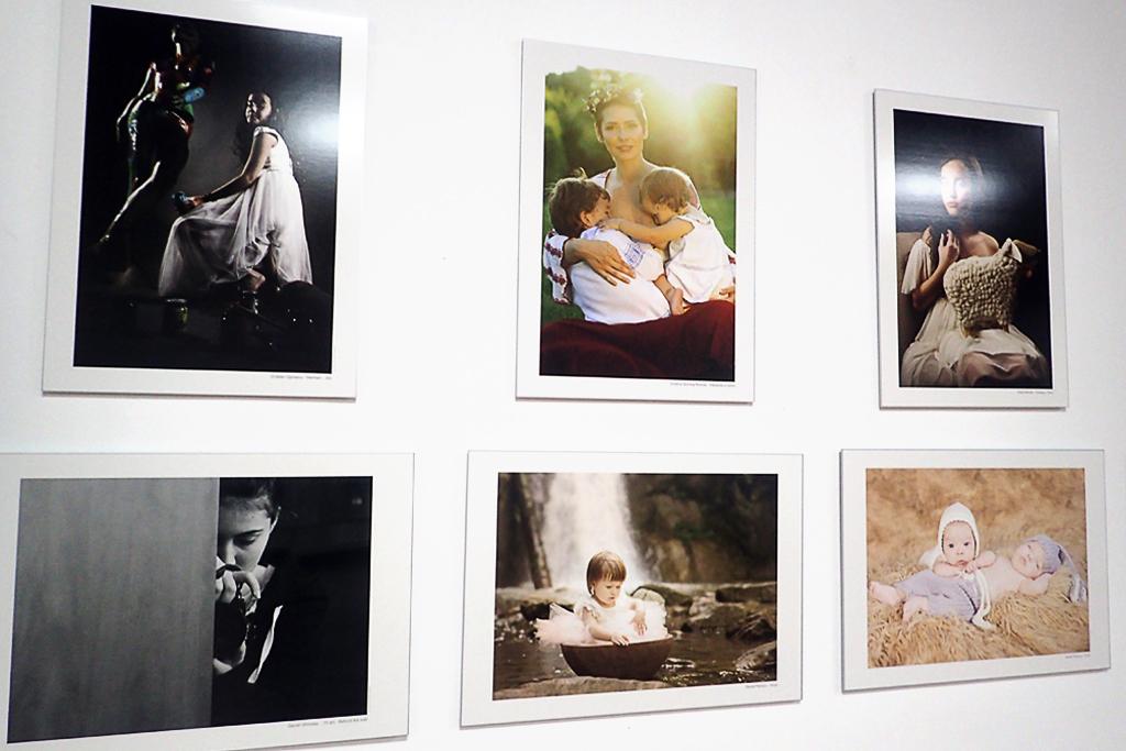 Salonul Fotografului Roman 2016 la Muzeul Taranului - Alaptarea e Iubire 3