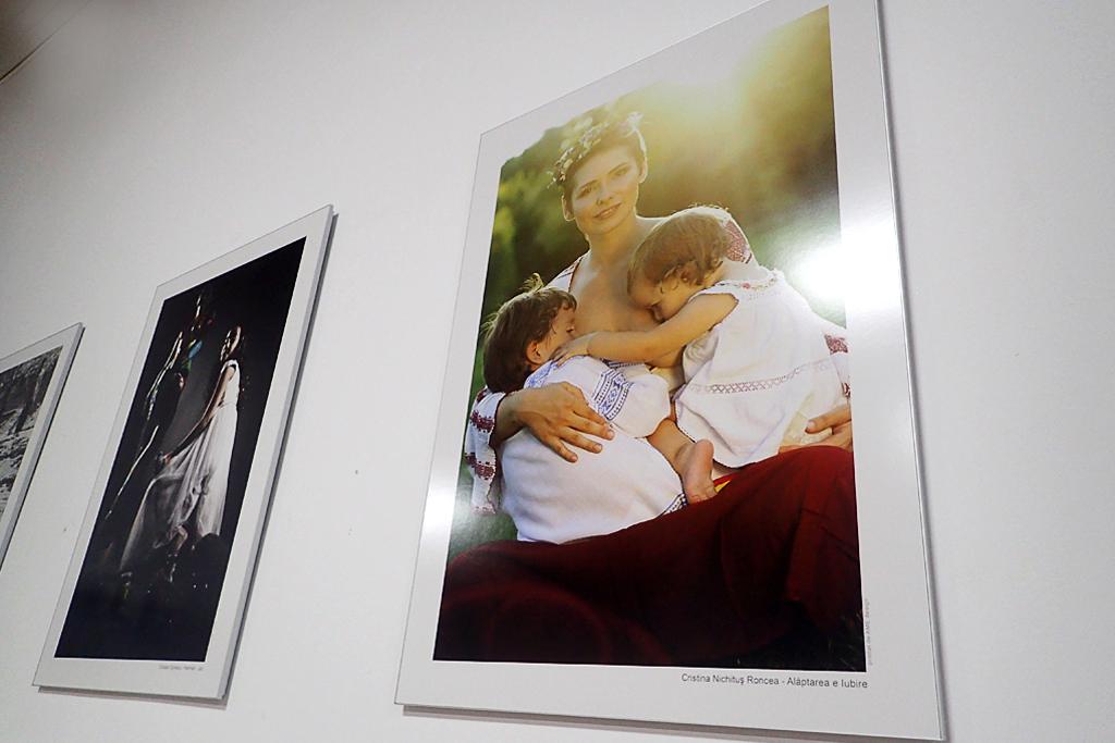 Salonul Fotografului Roman 2016 la Muzeul Taranului - Alaptarea e Iubire 4 - Mara Popescu - Cristina Nichitus Roncea