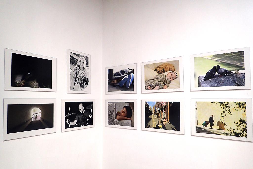 Salonul Fotografului Roman 2016 la Muzeul Taranului - Alaptarea e Iubire 6