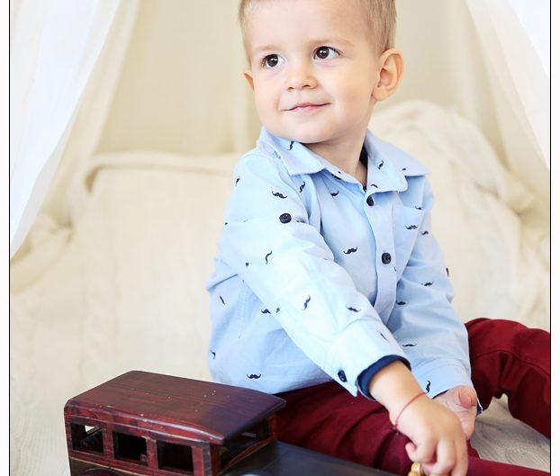 Andrei, micul prinţ