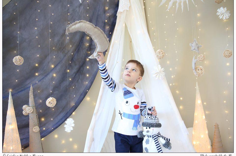 Crăciun fotografic cu Mihai sau Când Luna se reflectă în doi ochi albaştri