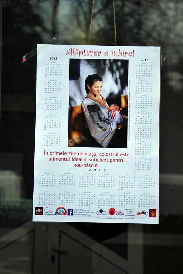Calendar Alaptarea e Iubire