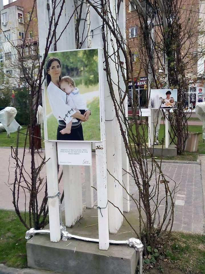Expozitia Alaptarea e Iubire la Targu Jiu cu fotografii de Cristina Nichitus Roncea 6