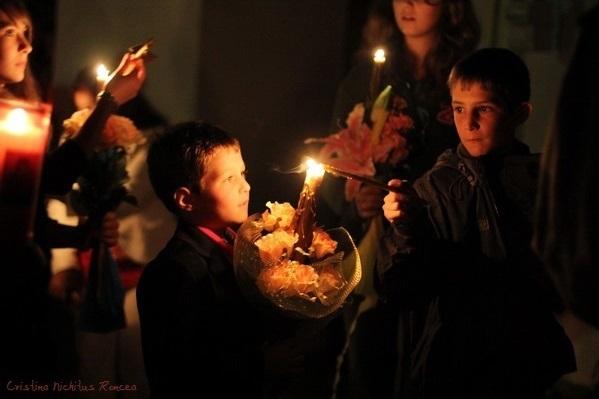 Sfintele Pasti in Tara Fagarasului foto Cristina Nichitus Roncea