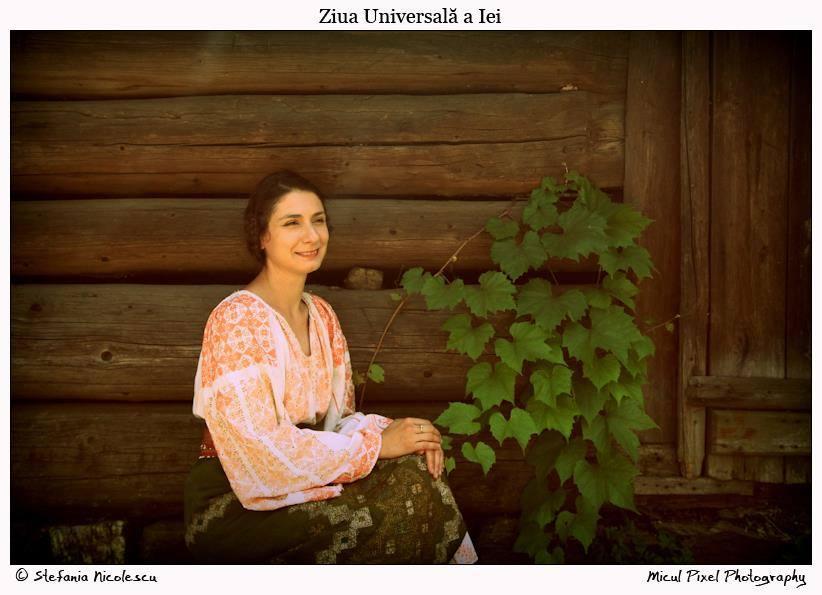 Premiul special al fotografei Stefania Nicolescu Micul Pixel-Photography doamnei Raluca Alexandru Partenie, pentru picturalitatea imaginii rezultate