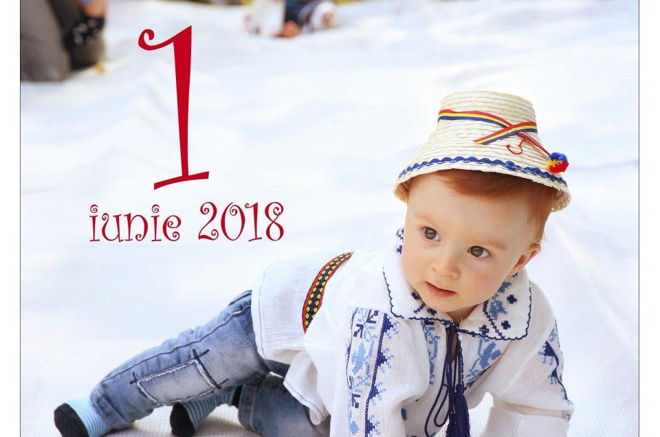 """De 1 Iunie bebelușii se întrec """"De-a bușilea prin Muzeul Satului"""". Concurs cu Premii realizat în colaborare cu Photography Studio – Kids & Family"""