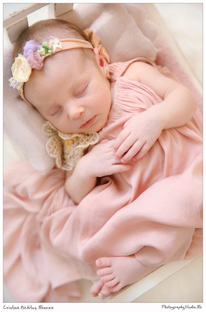 Micuta balerina, Anastasia