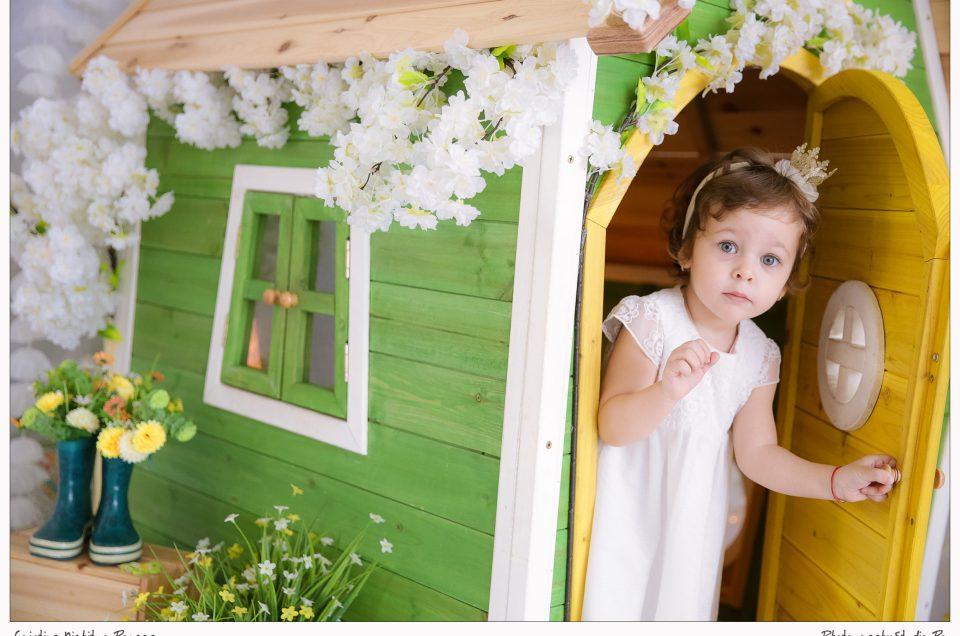 Şedinţe foto de Primăvară şi Paşti la Photography Studio – Kids & Family