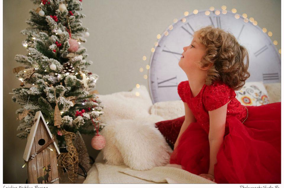 Şedinţe foto de Crăciun 2020