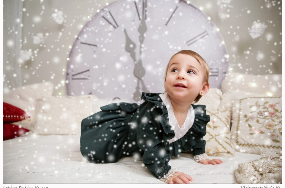 Ninge! Sesiunile foto de iarnă continuă şi în luna ianuarie